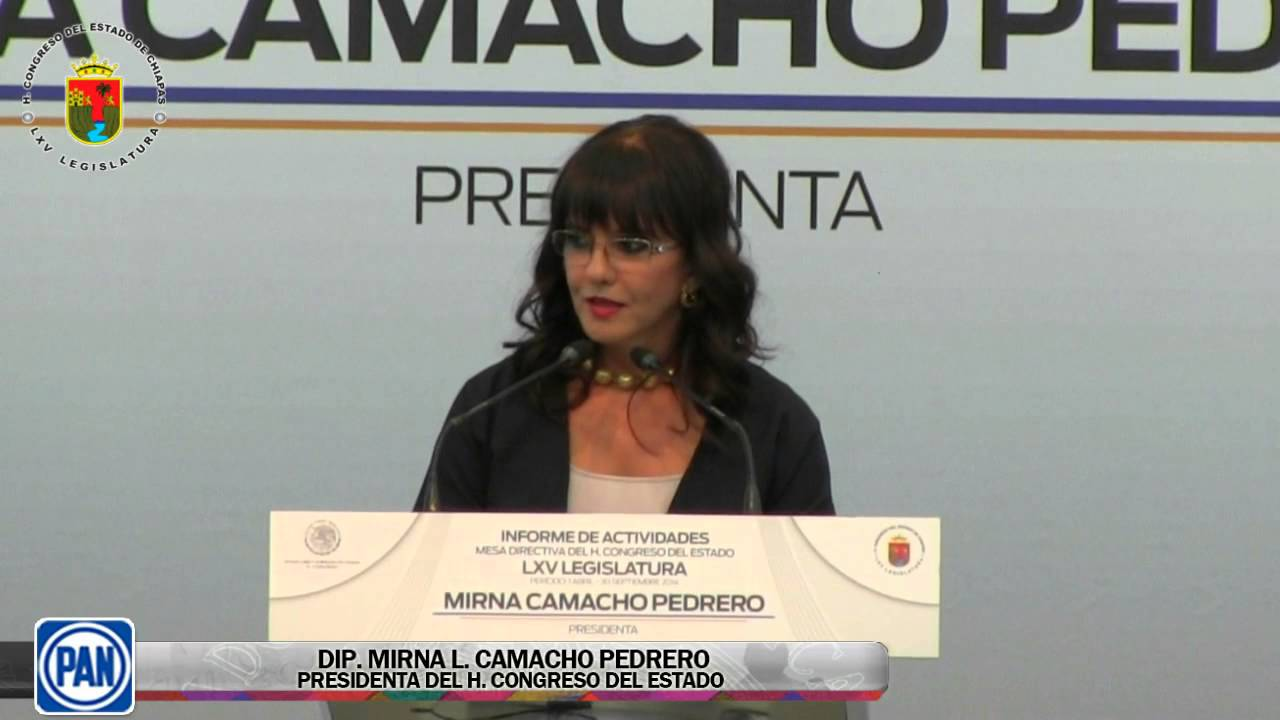 Informe de Actividades Legislativas Dip. Mirna Camacho Pedrero 19 de Septiembre 2014