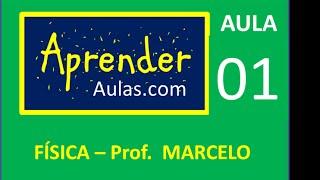 F�SICA - AULA 1 - PARTE 1 - �PTICA GEOM�TRICA - FEN�MENOS �PTICOS