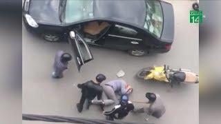 VTC14 | Nguyên nhân khiến giang hồ đất Cảng chặn xe, đánh tài xế giữa phố