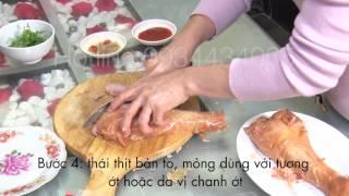 Hotsale Dui Ga Tay Xong Khoi Han Quoc