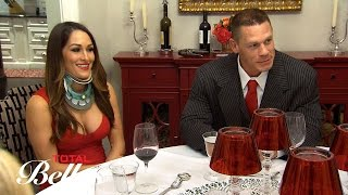 Formal dinner gets goofy: Total Bellas Bonus Clip, Nov. 2, 2016