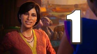 GILA GRAFIKNYA!! - Uncharted the Lost Legacy (1)