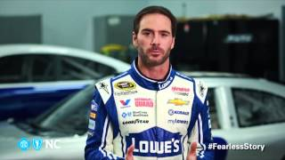 Share Your Story - Jimmie Johnson