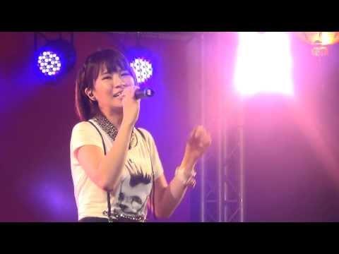 鄧福如 4 越來越愛(1080p)@月映客莊月光音樂晚會[無限HD]
