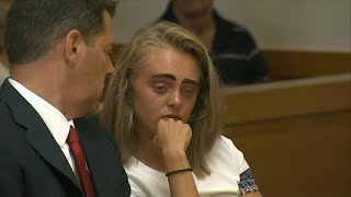 Michelle Carter sentenced in texting suicide case