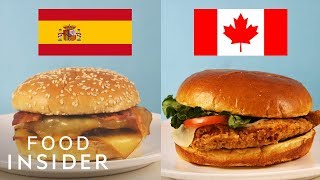 McDonald's New International Menu Taste Test