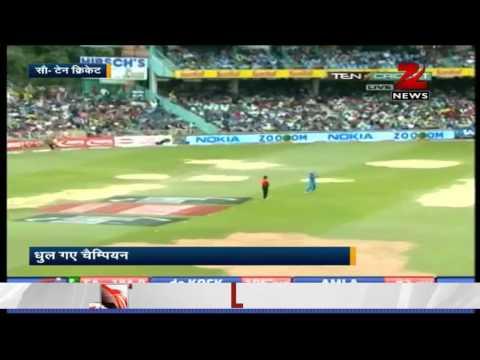 डरबन वनडे हारा भारत, सीरीज भी गंवाई