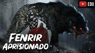 Fenrir: O Maligno Lobo Aprisionado pelos Deuses - Mitologia Nórdica #18 - Foca na História