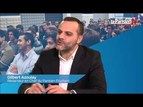 Le Parisien Etudiant. Pierre Cannet présente les formations pour travailler dans le numérique