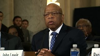 Rep. John Lewis: We don't want to go back