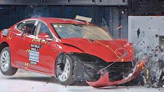 Tesla Model S (2017) Crash Tests