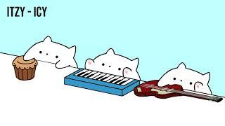 """Bongo Cat - ITZY """"ICY"""" (K-POP)"""
