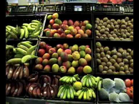 La canción de las frutas