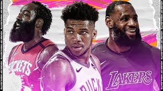 KIA MVP Finalists BEST HIGHLIGHTS & PLAYS! LeBron James, James Harden & Giannis Antetokounmpo
