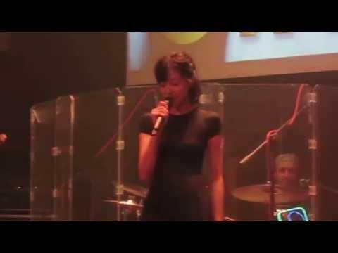 Olivia Ong :對了,我錯了 from 金曲25 Global Music Festival @ 西門河岸留言,2014.6.26 [音樂無國界]演唱會-2/4