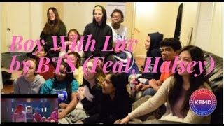 [KPMD Reacts] BTS - Boy With Luv MV Reaction