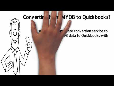 MYOB to QuickBooks Desktop