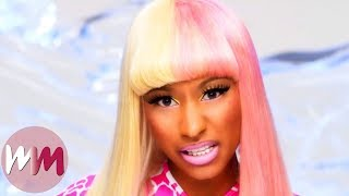 Top 10 Epic Nicki Minaj Verses