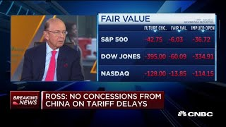 Wilbur Ross: The US economy will improve when Boeing 737 Max issues resolve