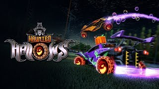 Rocket League - Haunted Hallows 2018 Trailer