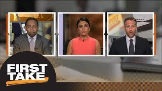 Stephen A. and Max debate Lakers vs. Rockets in Western Conference | First Take | ESPN