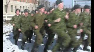 Уссурийский ДИСБАТ/Usuriiskii disciplinary battalion in Russia
