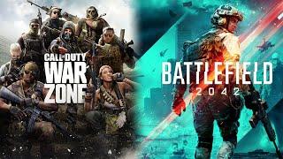 Battlefield 2042 The Call of Duty Killer!?