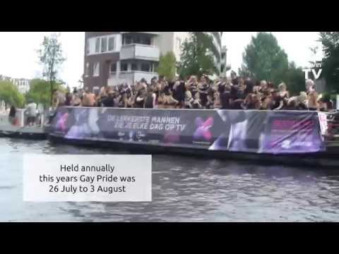Amsterdam Gay Pride 2014 - The Good Life Guide Amsterdam ILTV