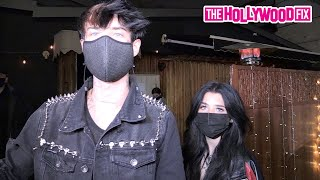 Jaden Hossler & Nessa Barrett Announce They Are Happier Than Ever On Their First Official Date Night
