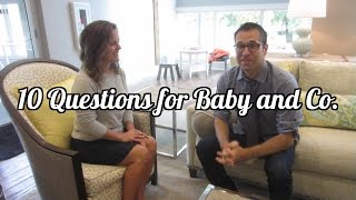 10 Questions for Baby+Co. (FAQs)
