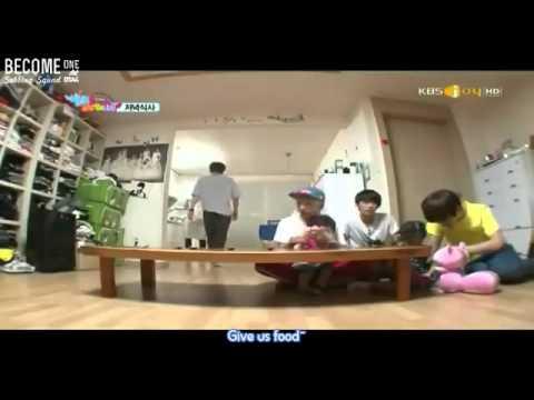 Hello Baby B1A4 - Ep1 4/4 [Eng Sub]