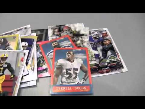 Box Busters 2014 Topps football cards