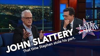 John Slattery Held a 25-Year Grudge Against Stephen