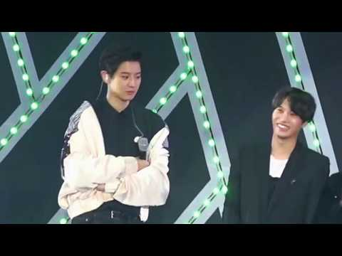 [CHANSOO] 180203 Chanyeol and his jealousy {Anh trai mưa Chanyeol version}