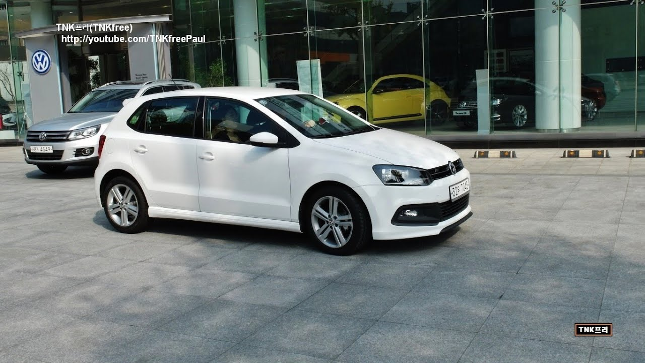 2013 volkswagen polo 1 6 tdi first drive r line youtube. Black Bedroom Furniture Sets. Home Design Ideas