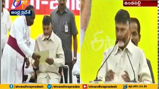 Chandrababu reacts to Jagan blaming him for attack..