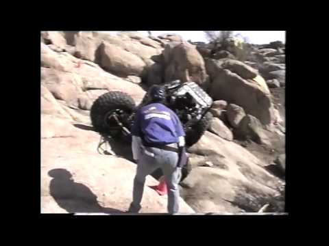 "Team All Pro Off-Road & ""Tiny"" Rock Crawling Competition Highlights"