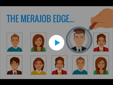 A job matching portal - MeraJob India