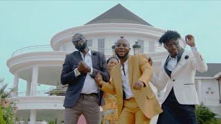 Killbeatz, King Promise, Ofori Amponsah - Odo Nti (Official Video)