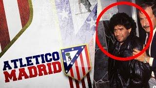 Vào ngày này |26.4| Maradona bị bắt trong ngày sinh nhật Atletico Madrid
