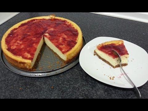 Cómo hacer la New York Cheesecake   facilisimo.com