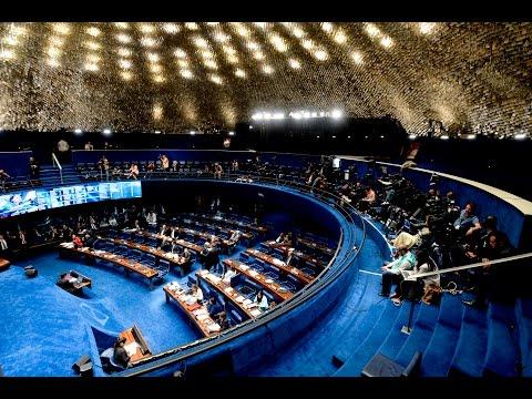 Senado faz julgamento final do impeachment de Dilma