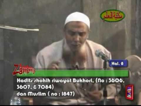 TELAH DATANG ZAMANNYA (7/9): Tersebar bidaah dan firqah serta da'i di pintu jahannam