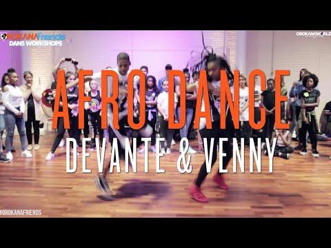 Orokana Friends Workshops | DEVANTE & VENNY  COLLABO | AFRO DANCE