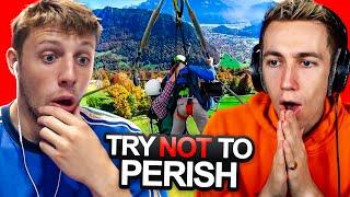 SIDEMEN TRY NOT TO PERISH CHALLENGE