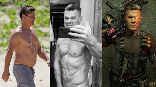 Josh Brolin | Cable workout and diet | Deadpool 2 | Body transformation