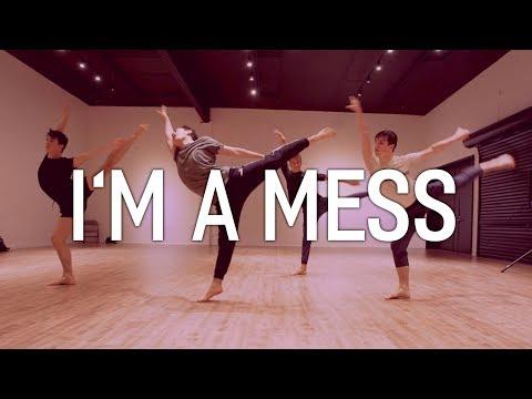 Bebe Rexha - I'm A Mess   Cat Cogliandro Choreography   DanceOn Class