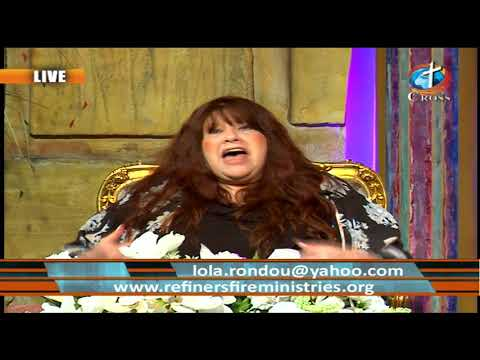 Refiners Fire with Rev Lola Rondou 06-16-2020