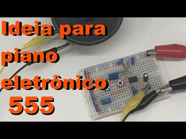IDEIA PARA PIANO ELETRÔNICO | Conheça Eletrônica! #097