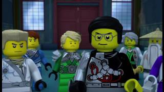 The Titanium Ninja - LEGO NINJAGO - Season 3, Full Episode 8